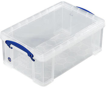 Really Useful Products Box 9 Liter transparent