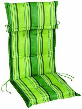 Best Niederlehnerauflage Trend-Line 100 x 50 cm grün