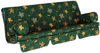 Angerer Trend Schaukelauflage 3-Sitzer Korfu grün