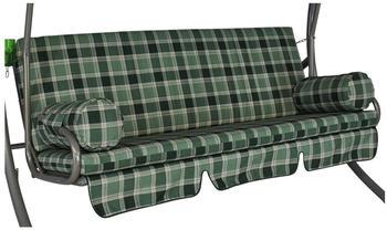 Angerer Trend Schaukelauflage 3-Sitzer Rio grün