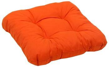 GO-DE Sitzkissen 40x40cm orange