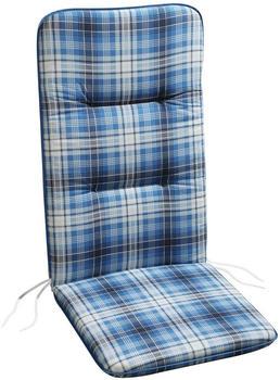 Best Basic-Line 120x50cm blau/weiß/grau (77631905)