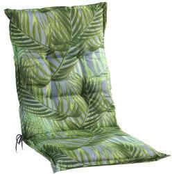 GO-DE Mittellehner-Auflage 50x110 x6cm grün palmy grün (19216-25)