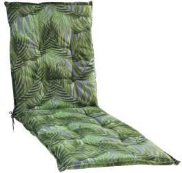 GO-DE Rollliegen-Auflage 190 x 60 x 6 cm palmy grün