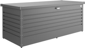Biohort Freizeitbox Größe 3 (180x78x70cm) dunkelgrau