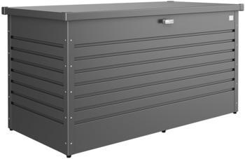 Biohort Freizeitbox Größe 4 160x79x83cm dunkelgrau