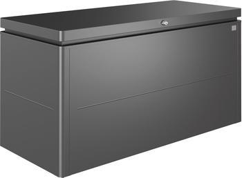 Biohort LoungeBox 160x70x83,5cm dunkelgrau-metallic