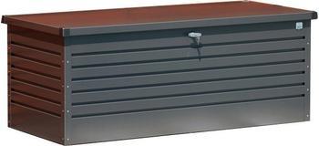 Biohort Freizeitbox Größe 2 133x70x61cm bronze-metallic