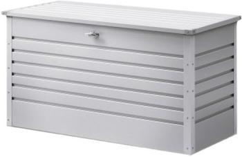 Biohort Freizeitbox Größe 2 133x70x61cm silber