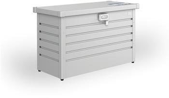 Biohort Paket-Box silber-metallic