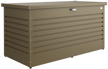 Biohort Freizeitbox Größe 4 160x79x83cm bronze-metallic