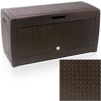 Deuba Box Matuba braun 119x48x60cm 310L (1029848137)