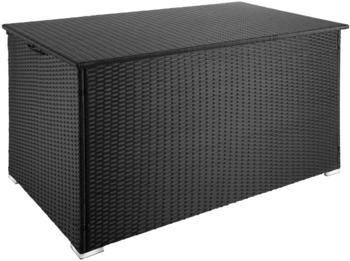 TecTake Auflagenbox Stockholm schwarz (403274)
