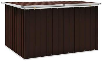 vidaXL Storage Box 149 x 99 x 93 cm Brown