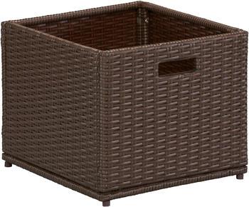 Merxx Auflagenbox 46x39x49cm braun