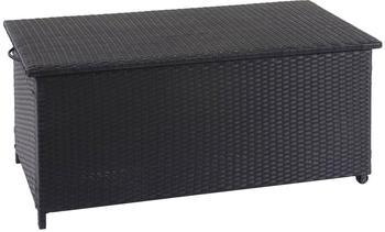 Mendler Premium 51x115x59cm 250L schwarz