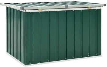 vidaXL Storage Box 109 x 67 x 65 cm Green