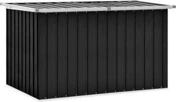 vidaXL Storage Box 149 x 99 x 93 cm Dark Grey