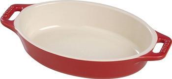 Staub Keramik Auflaufform oval 17 cm
