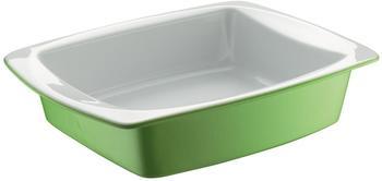 Berndes Auflaufform rechteckig 28 x 21,5 cm grün
