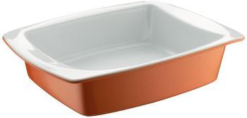 Berndes Auflaufform rechteckig 32 x 25 cm orange