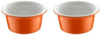 berndes-auflaufform-2er-set-rund-11-cm-orange