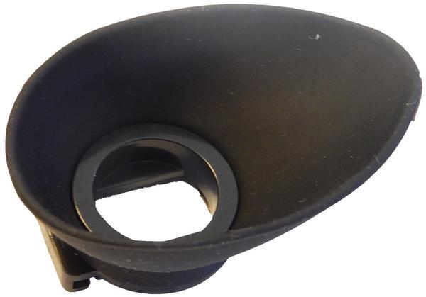 vhbw Augenmuschel-Sucher 18mm Canon EOS