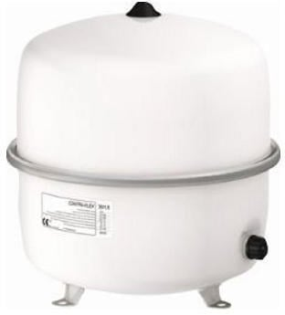 Buderus Logafix Ausdehnungsgefäß für Heizung 50 Liter weiß