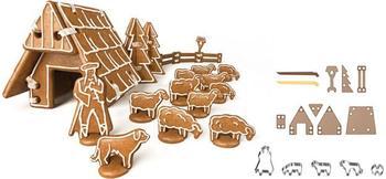 Tescoma Ausstechförmchen-Set für Lebkuchen-Schäferhütte