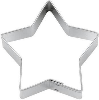 Städter Ausstecher Stern 5-zackig 6 cm