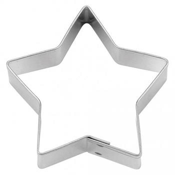 Städter Ausstecher Stern 5-zackig 4,5 cm