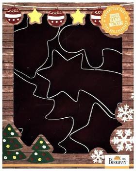 Birkmann Ausstechform Set Weihnachten 160965