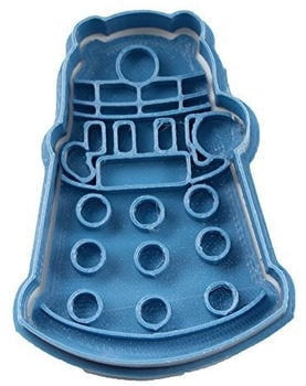 Cuticuter Doctor Who Dalek Ausstechform 8 cm
