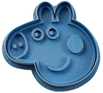 Cuticuter Kinder Peppa Pig Ausstechform 8 cm
