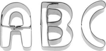 Westmark Ausstechform Buchstaben A-Z ( 26-tlg)