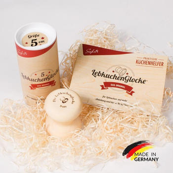 Seifert's Lebkuchenglocke (5 cm)