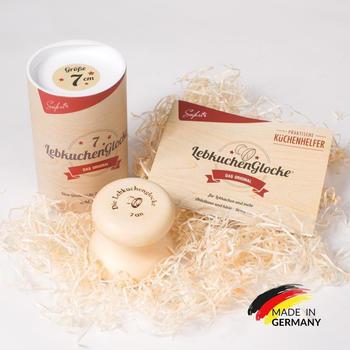 Seifert's Lebkuchenglocke (7 cm)