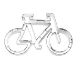 Birkmann 1010724010 Ausstechform Fahrrad, 11 cm