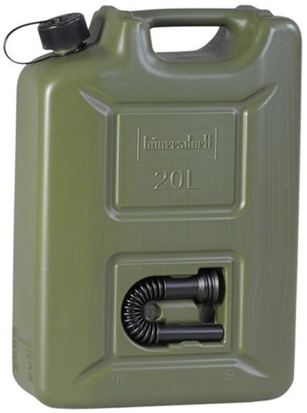 Hünersdorff Benzinkanister PROFI 20 l grün (802000)