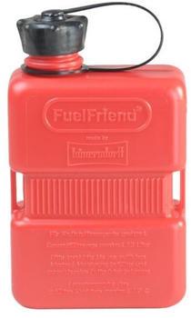 Hünersdorff Benzinkanister 1.0l rot