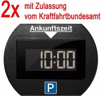 Needit Park Lite schwarz (2 Stck)