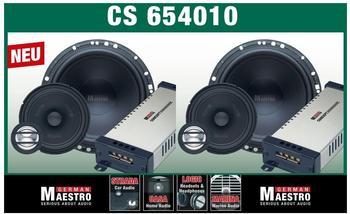 German Maestro CS 654010 Concept