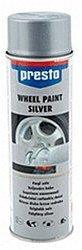 Presto Felgenlack Silber (500 ml)