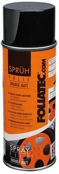 Foliatec Sprüh Folie orange-matt (400 ml)
