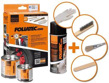 Foliatec Bremssattel Lack Set midnight black matt