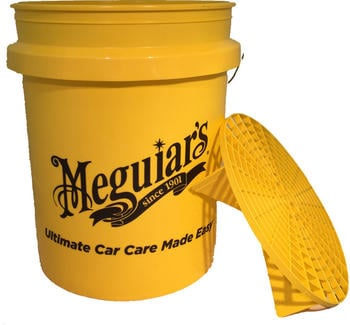 Meguiars Grit Guard Insert & Bucket
