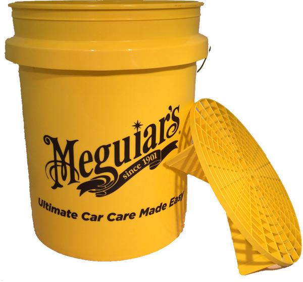 Meguiars Grit Guard Insert & Bucket