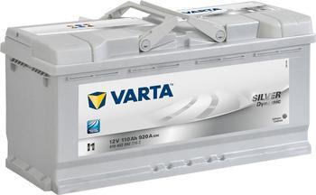 Varta Silver Dynamic 12V 110Ah I1
