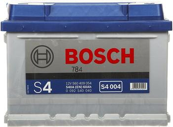 Bosch S4 12V 60Ah (0 092 S40 040)