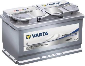 Varta Professional Dual Pupose AGM 12V 80Ah LA 80